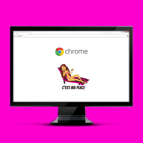 product customization with Chrome